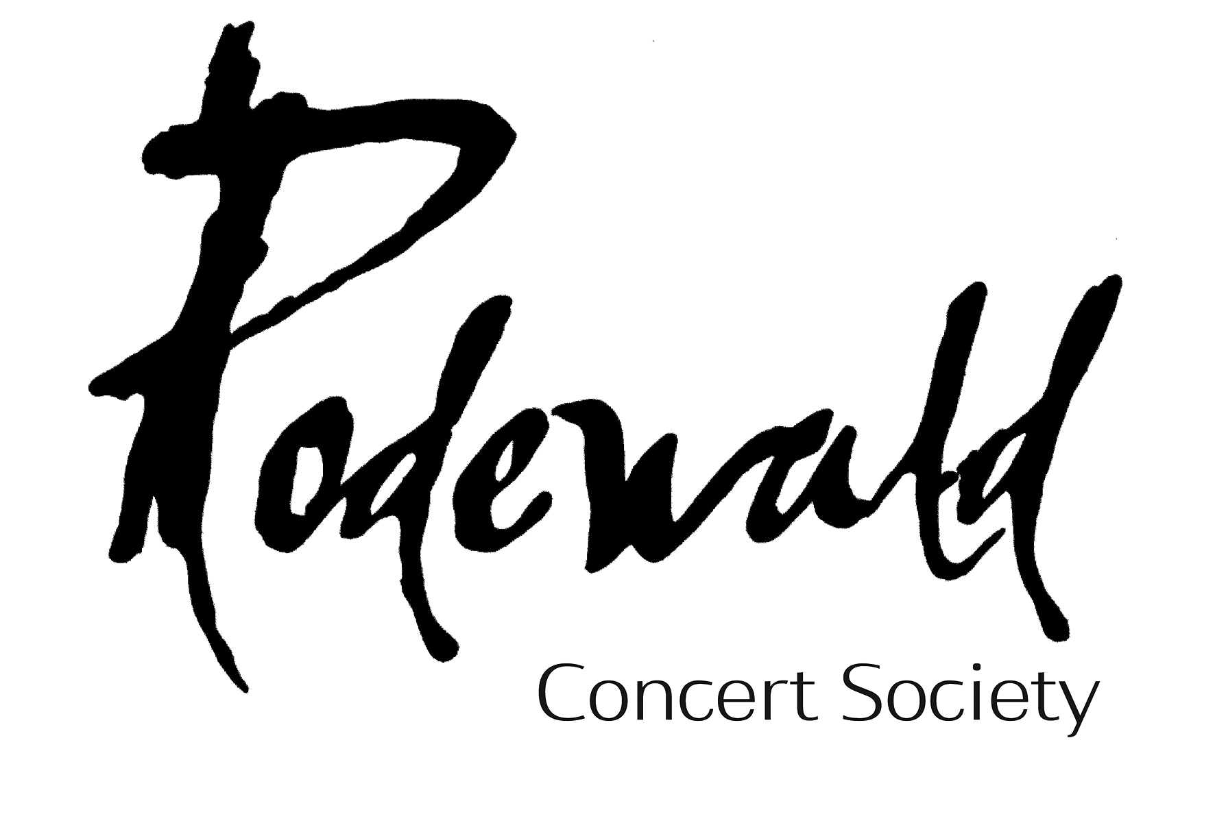 Rodewald Concert Society