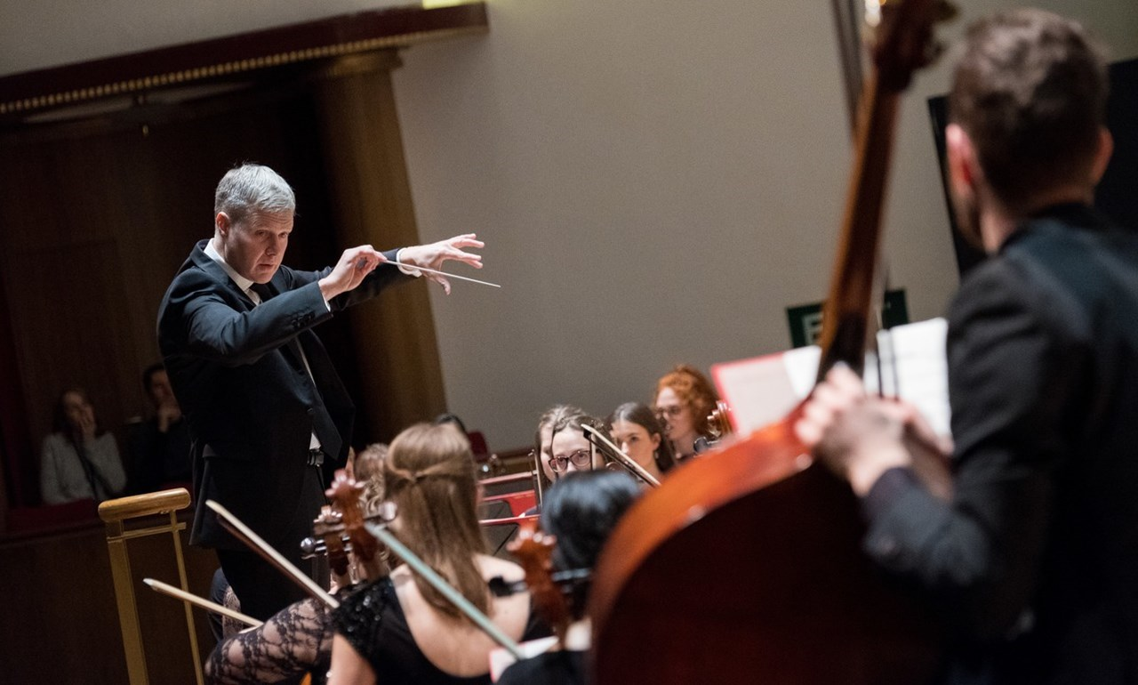 Royal Liverpool Philharmonic Orchestra & Liverpool Philharmonic Youth Orchestra: Side by Side