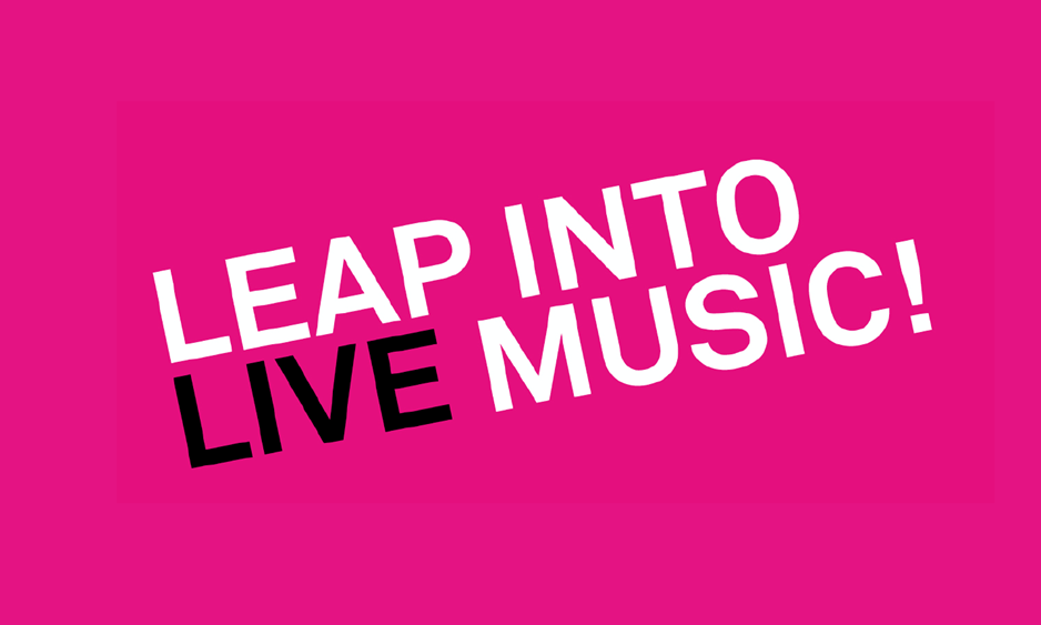 Leap Into Live Music!