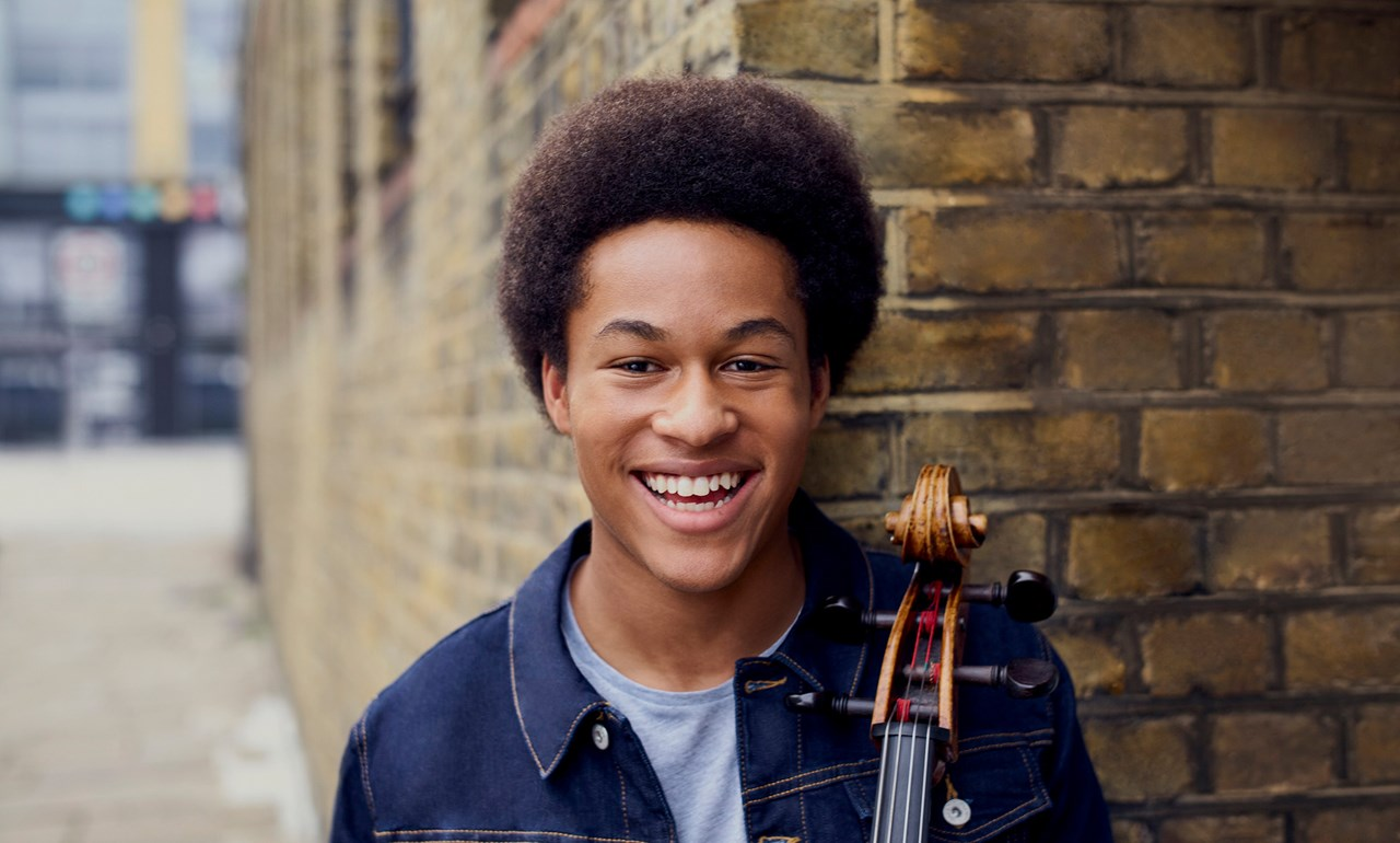 Liverpool Philharmonic Youth Orchestra with Sheku Kanneh-Mason