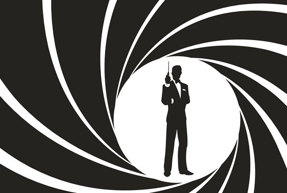 New Year's Eve: James Bond