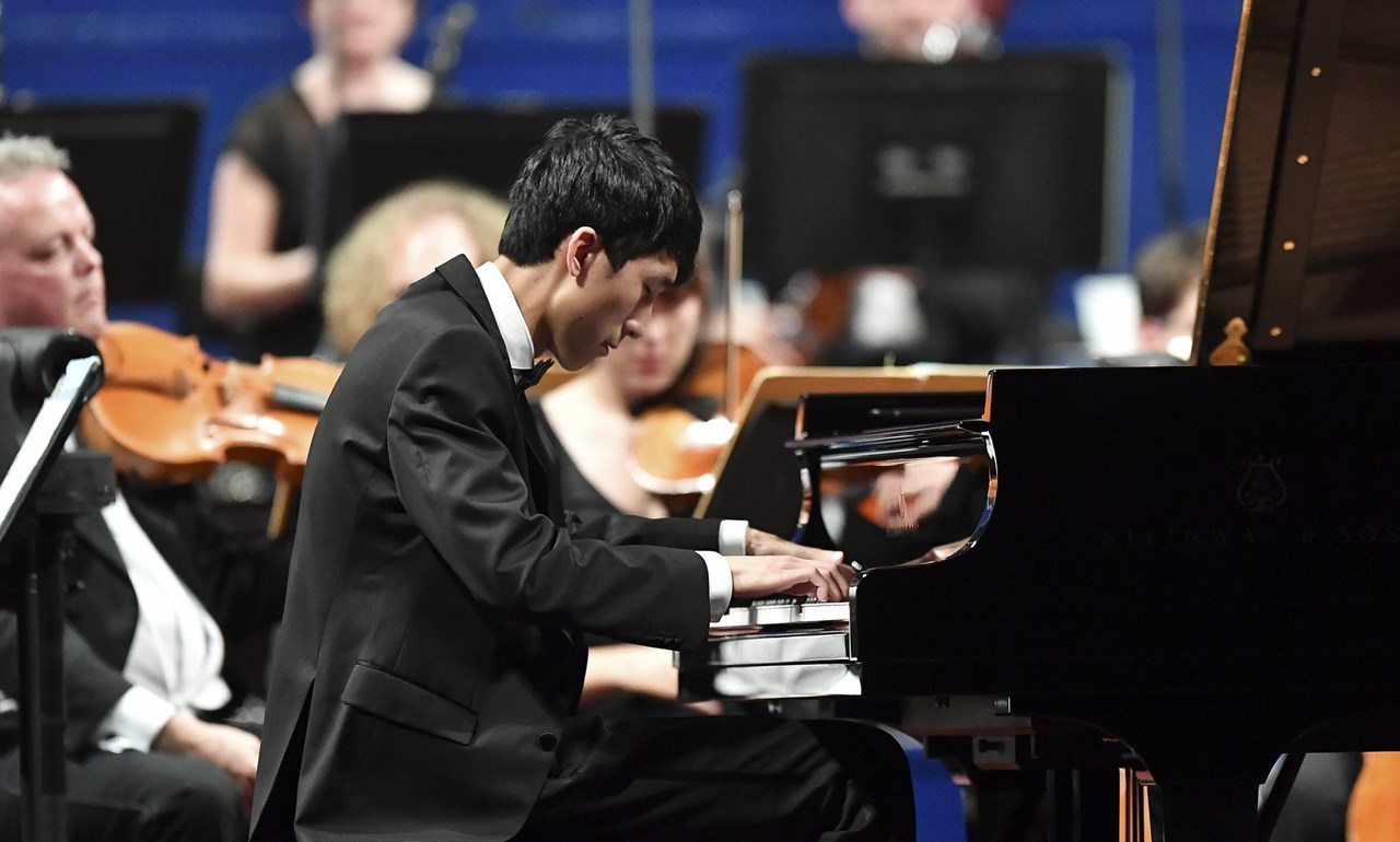 The Leeds International Piano Competition and Royal Liverpool Philharmonic Orchetsra announce major new artistic partnership
