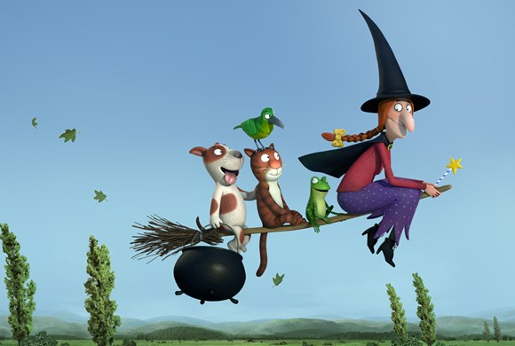 Room on the Broom and Stick Man: Films with Live Orchestra