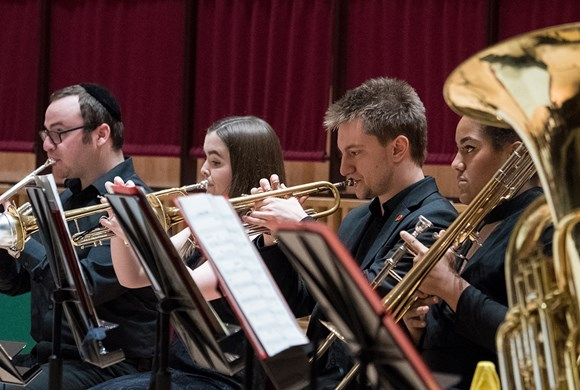 Liverpool Philharmonic Youth Orchestra: Brass and Wind