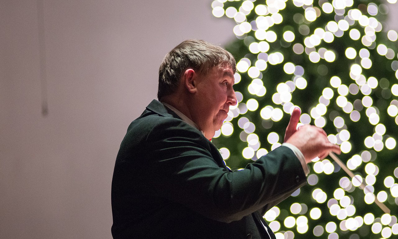 Royal Liverpool Philharmonic Choir: Christmas Carols